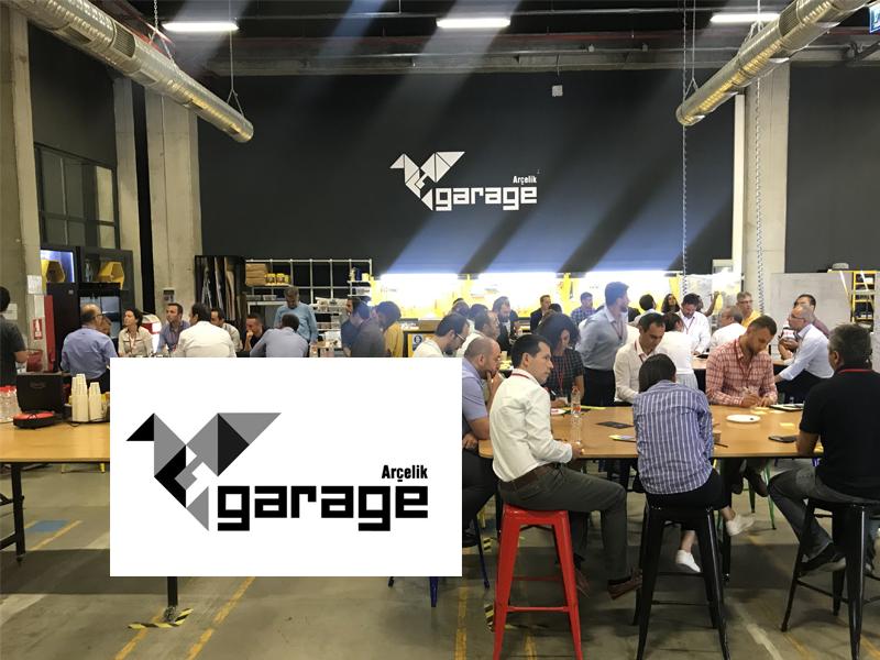 Arçelik Garage Maker Programı