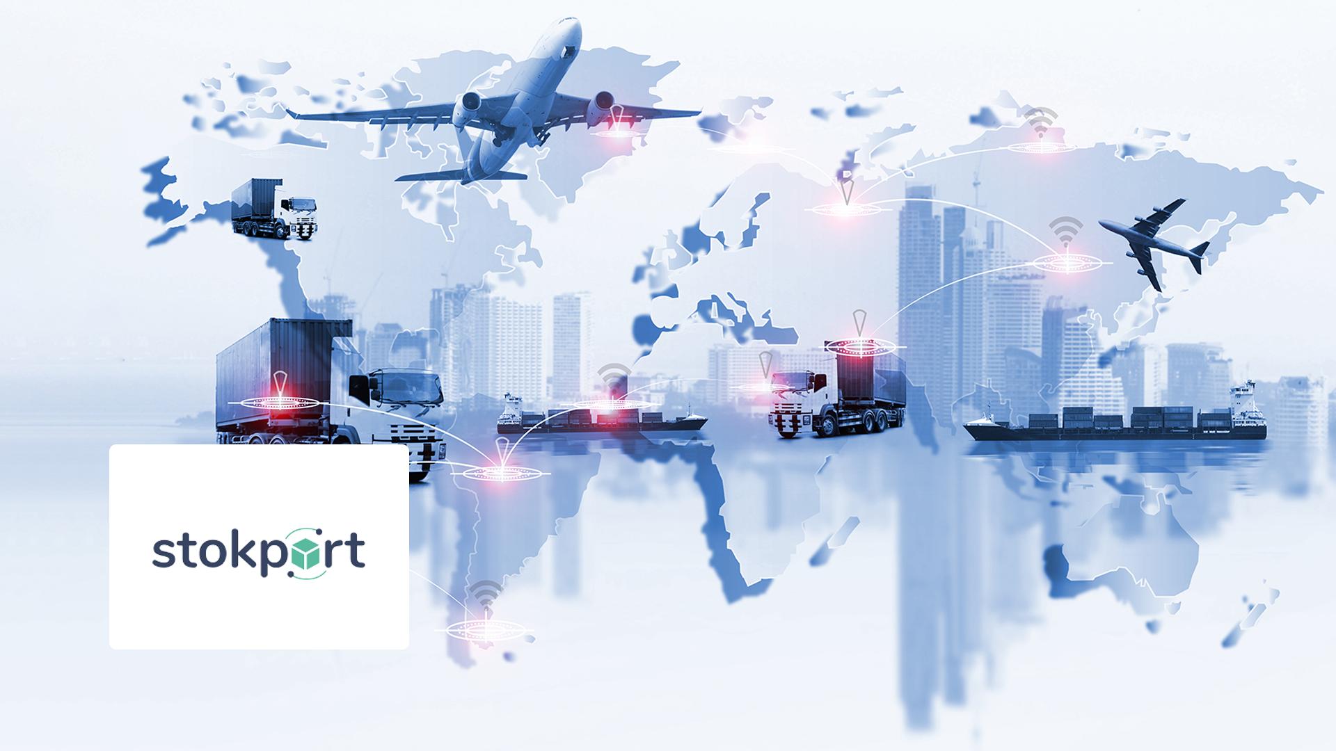 Stokport Logistik UX/UI